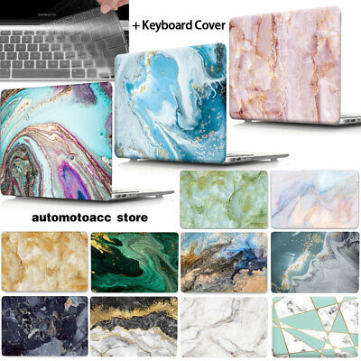 AU27.54 • Buy 2021 Abstract Marble Laptop Case Cover For MacBook Air Pro 11 12 13 15 16 Inch