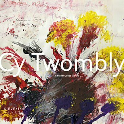 £35.94 • Buy Cy Twombly By Jonas Storsve (Hardcover 2017) New Book