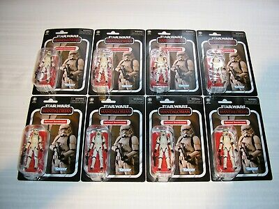$ CDN209.99 • Buy Lot Of 8 Star Wars 3.75  Vintage Collection REMNANT STORMTROOPER VC165 Figures