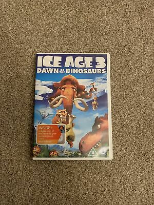 Ice Age 3 Dawn Of The Dinosaurs Dvd • 1.10£