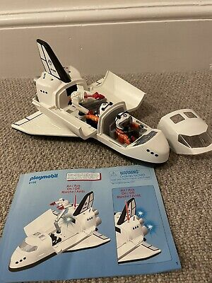 Playmobil 6196 City Action Space Shuttle,Light-up Boosters • 30£
