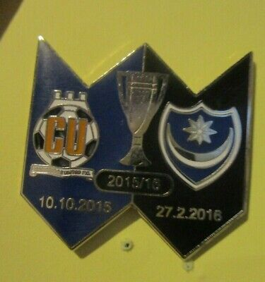 £5.99 • Buy Cambridge United Portsmouth Limited Edition 2015.16 Brand New Badge