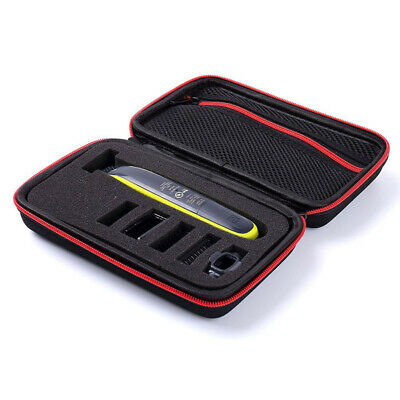AU16.35 • Buy Carrying Case  Philips Norelco OneBlade Electric Shaver Replacement Blades Black