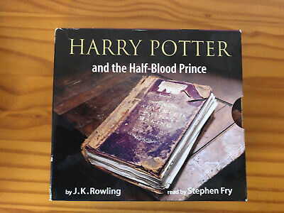 Rowling J.K.-Harry Potter And The Half-Blood Prince (CD Box Set) Incomplete • 9.99£