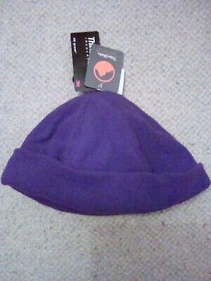 Peter Storm Ladies Women Purple Thinsulate Fleece Warm Beanie Hat Ideal Gift  • 4.99£