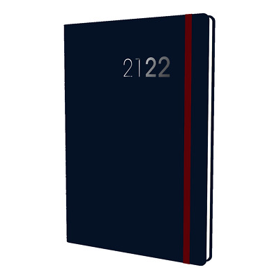 AU19.80 • Buy 2021-2022 Financial Year Diary Collins Legacy A5 Week To View Blue CL53M.60