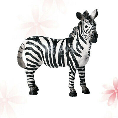 AU11.02 • Buy Wild Ornament Plastic Zebra Craft Room Model Decoration Creative Gift For