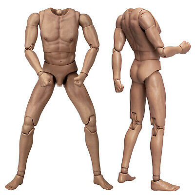 £34.99 • Buy WorldBox 1/6 Scale Narrow Shoulder Male Body 12  Action Figure Doll Model AT020