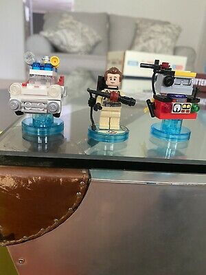 AU30 • Buy LEGO Dimensions 71228 | Ghostbusters Level Pack | Used 100% Complete