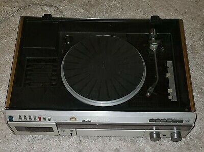 £89.95 • Buy Vintage SONY HMK-3000 Stereo Music System Spares **Powers Up Not Fully Tested**