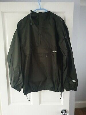 Peter Storm Khaki Windbreaker Jacket Size Medium In Excellent Condition  • 10£