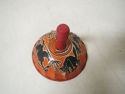 $ CDN57.03 • Buy Vintage 1950s Halloween Noisemaker KIrchhoff LIFE OF THE PARTY Wooden Handle