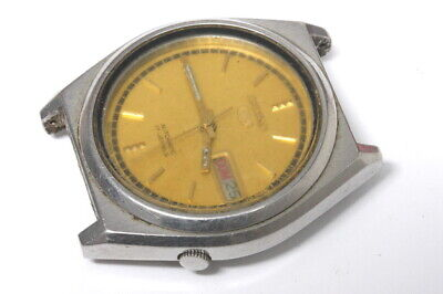 $ CDN41.03 • Buy Seiko 7009-876A Automatic Watch Runs/stops, For Repairs Or Parts/restore  -12097