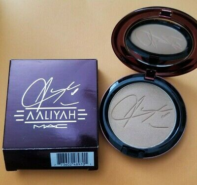 New In Box MAC Aaliyah Collection BABY GIRL Bronzing Powder~100% Authentic • 20.72£