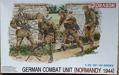 Dragon 6003 German Combat Unit Normandy 1944   1:35 • 11.19£