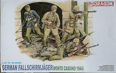 Dragon 6005 German Fallschirmjäger (Monte Cassino 1944)   1:35 • 9.46£