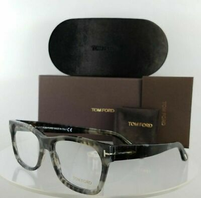 $129.99 • Buy Tom Ford TF 5468 056 Eyeglasses Frame FT 5468 Grey Authentic New 55mm Rx