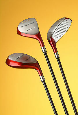 AU178.52 • Buy Rescue Club Full Set Of 7 Clubs 3-9 Replace Your Irons  Saviour