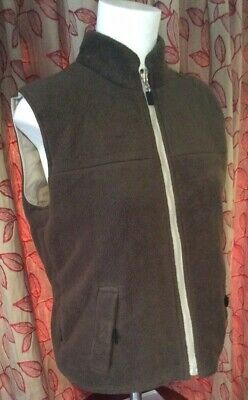 PSL Peter Storm Leisure Ladies Soft Feel Gilet Top Size 12 • 2.95£