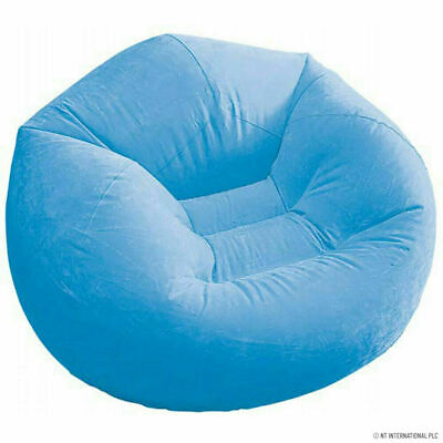 £16.99 • Buy Inflatable Chair Outdoor Camping Gaming Lounger Sofa Round Waterproof Portable