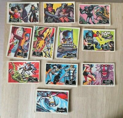 £1.75 • Buy A&BC Gum BATMAN Cards 1966 !! Pick What You Need !!