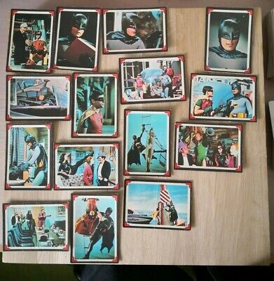 £1.75 • Buy A&BC Cards - BATMAN  Riddler's Riddle  Backs - 1966 !! Pick What You Need !!