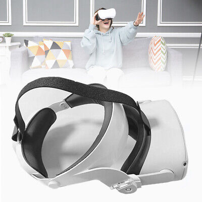 AU47.55 • Buy Head Strap For Oculus Quest 2 VR Comfortable Access Supporting Reality Durable