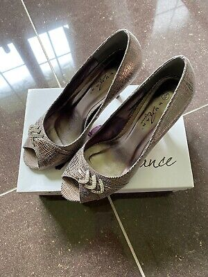 NEW Women's Evening Shoes Size 5 (38)  • 6.99£