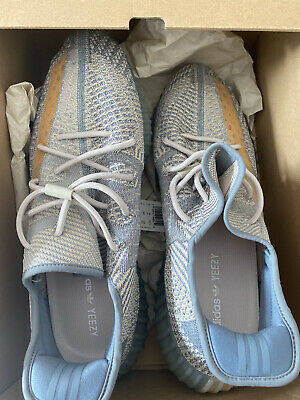 $ CDN171.91 • Buy Adidas Yeezy Boost 350 V2 Israfil 100% Authentic FZ5421 Size 17 Pre-owned