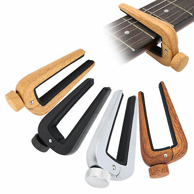 $ CDN14.31 • Buy Universal Flanger Guitar Capo Ukulele Tuning Tension Clip For Instrument Part