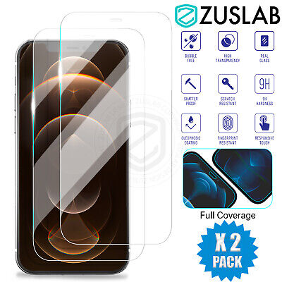 AU6.99 • Buy For Apple IPhone 12 11 Pro XS XR Max 8 7 6s Plus Tempered Glass Screen Protector