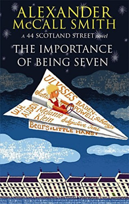 AU14.65 • Buy Mccall Smith, Alexander-Importance Of Being Seven BOOK NUEVO