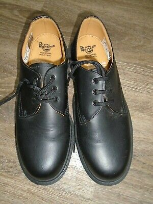 £45 • Buy Dr Martens Air Wair Industrial Shoes Size Uk 6.5 Eu 40  British Military Issue