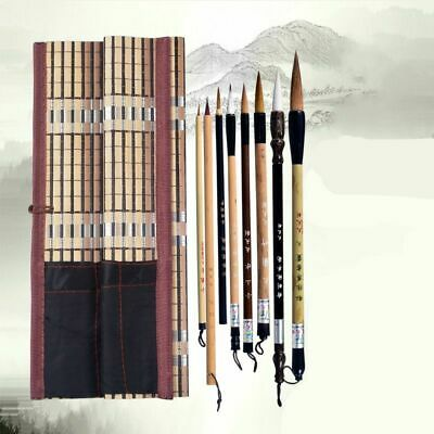 Chinese Painting Brush Set Traditional Landscape Drawing Pen Writing Calligraphy • 34.08£