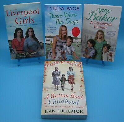 £12.95 • Buy Anne Baker/Lynda Page/Pam Howes/Jean Fullerton - 4 Book Collection