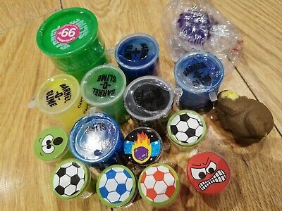 AU5.39 • Buy  Squishy Stress Relief  Sensory Toy And Slime Bundle