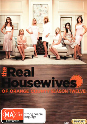 £25.91 • Buy THE REAL HOUSEWIVES OF Orange County - SEASON 12 (DVD) BRAND NEW / SEALED - R4