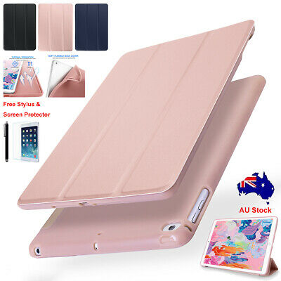 AU16.92 • Buy For IPad 6th/5th 2018 2017 9.7 Case Magnetic Leather Auto Wake/Sleep Stand Cover