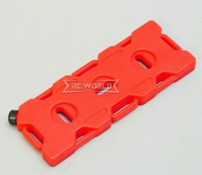 £5.75 • Buy RC 1/10 Scale FUEL TANK Long Trail RotoPax Truck Crawler Container RED