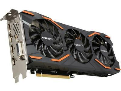 $ CDN742.16 • Buy Gigabyte NVidia GeForce GTX 1080 8GB Gaming Graphics Video Card GV-N1080D5X-8GD