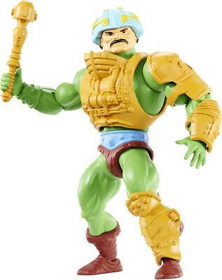 $20.58 • Buy Mattel Collectible - Masters Of The Universe Origins Man-At-Arms Action Figure (