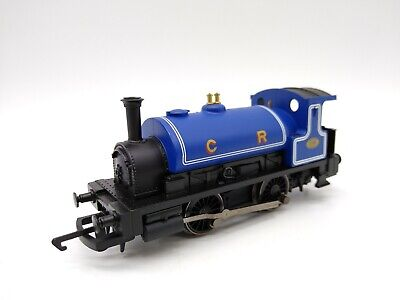 Hornby Caledonian Railway 0-4-0ST Saddle Tank Locomotive - OO - Mint Condition • 29.99£