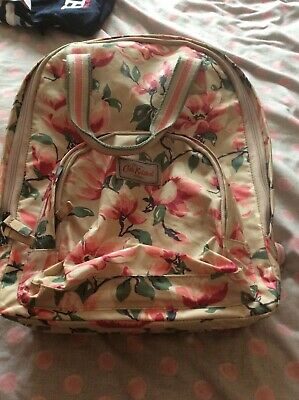 Cath Kidston Floral Backpack - Good Condition • 15£