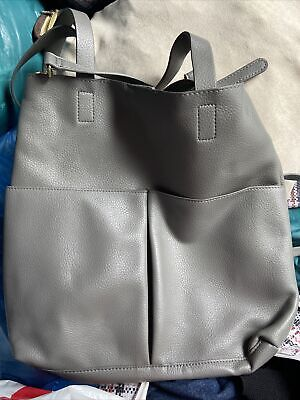 AU70 • Buy Mossimo Brand New Grey Shoulder Bag Unwanted Gift