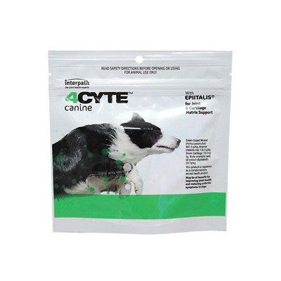 AU39.99 • Buy 4CYTE Canine Joint Support Supplement 50g