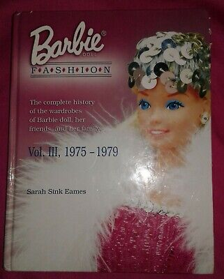 $ CDN63.42 • Buy Vintage Barbie Superstar 1975-79 Fashion Book Volume Iii 3 By Sarah Eames -used