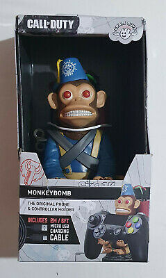 £29.99 • Buy Call Of Duty Monkeybomb Cable Guy Phone Controller Holder