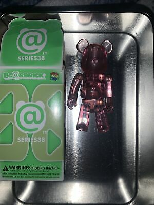 $58 • Buy Medicom Bearbrick S38 Artist Series 38 Be@rbrick 100% Anti Social Club Secret