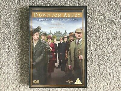 Downton Abbey (A Journey To The Highlands) DVD • 0.99£