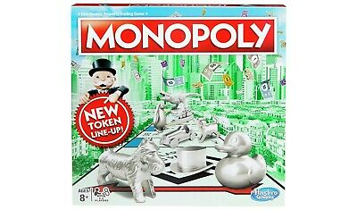 Monopoly Classic Board Game From Hasbro Gaming • 42£